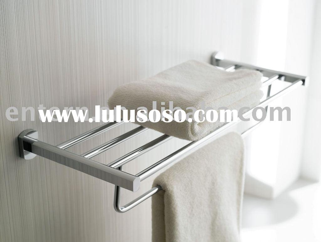 Brass Bathroom Accessories towel rack (17022)