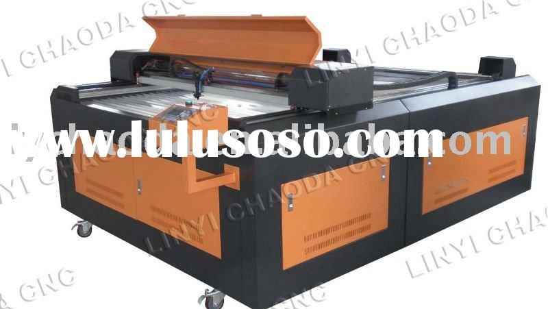 CHAODA laser engraving and cutting machine for acrylic sheet