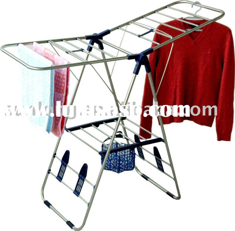 CLOTHES AIRER / CLOTH AIRER / CLOTHES DRYER ,HOME AIRER/FOLDING CLOTHES DRYER RACK/CLOTHES RACK (LAU