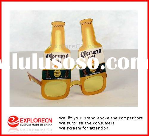 CORONA Beer Promotion party glasses
