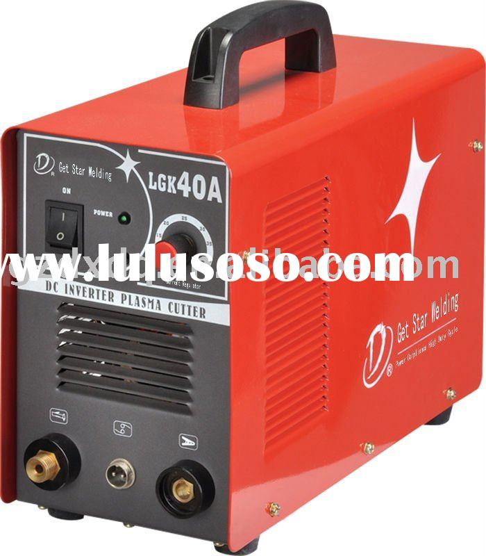 CUT-40 Inverter Portable Air Plasma Cutting Machine