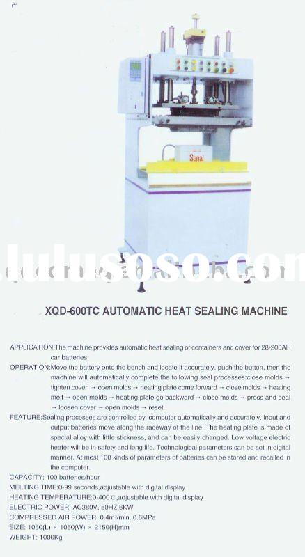 Car battery fully automatic making machine