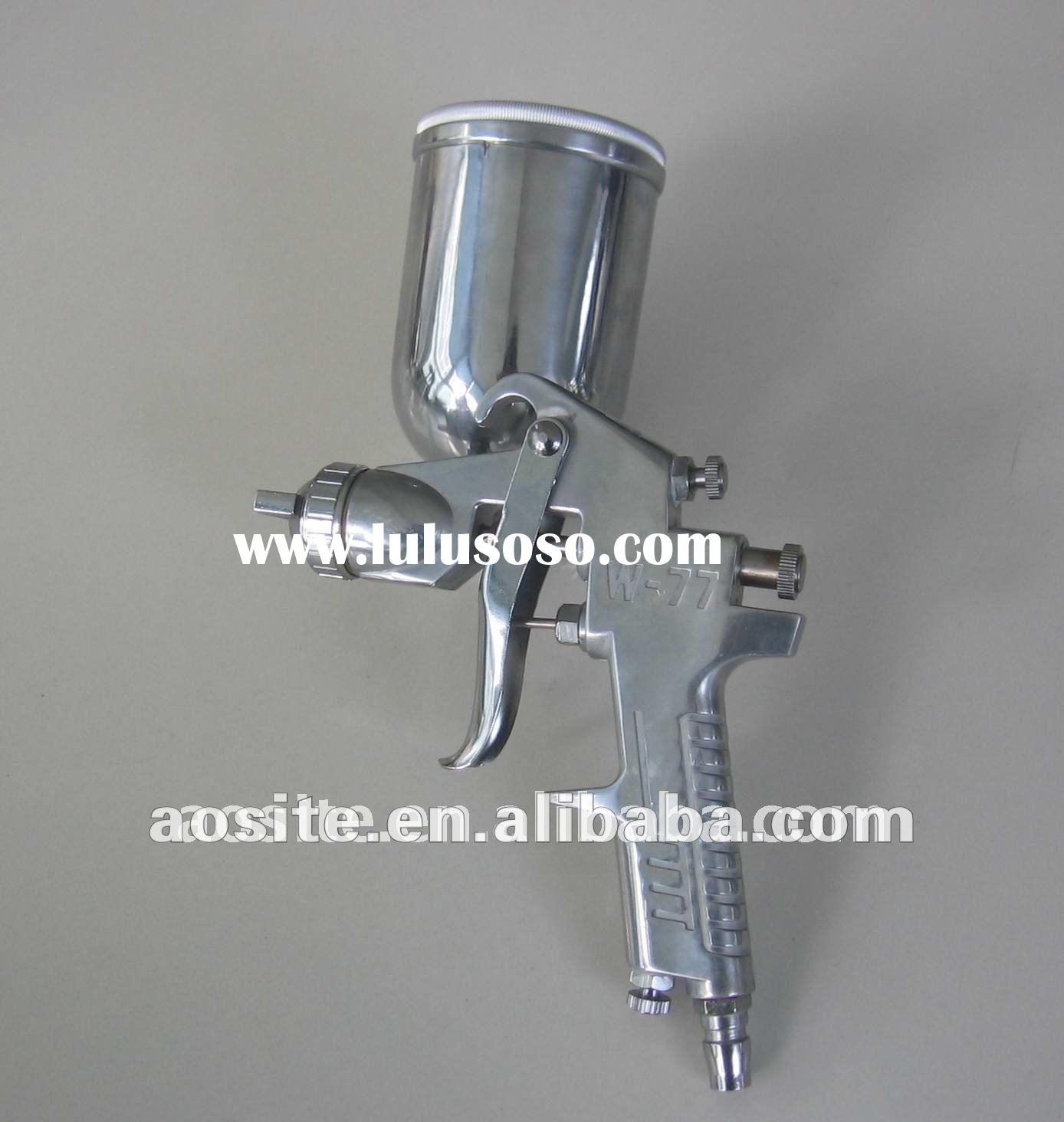 Chemical Sata Spray Gun Double Nozzle