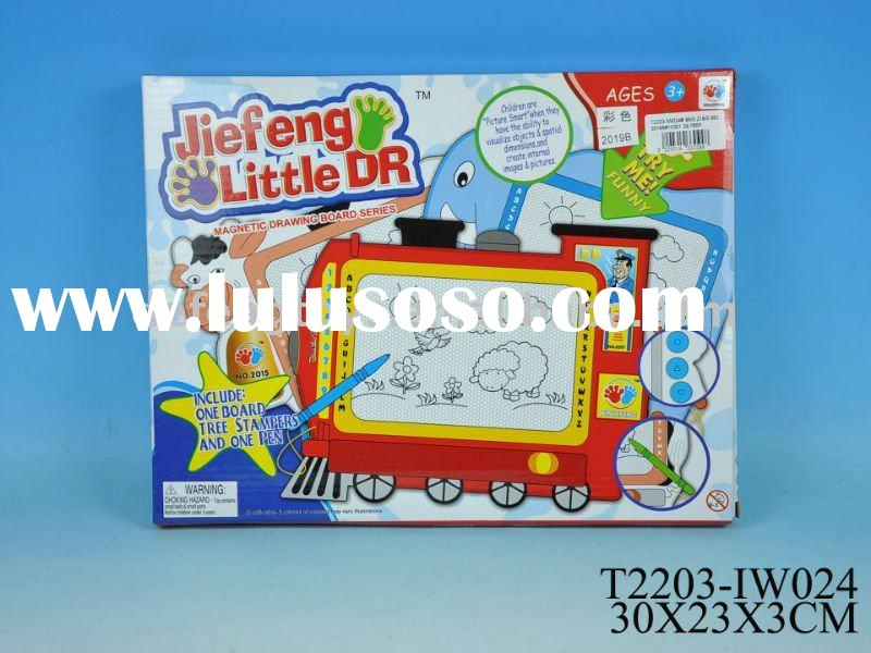 Color magnetic drawing board for kids
