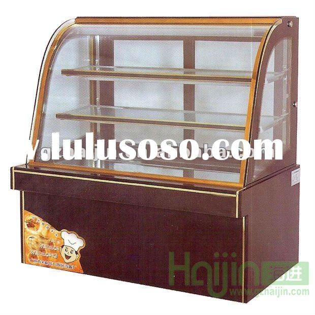 Commercial refrigerator - cake display showcase/vitrine cool for cupcake
