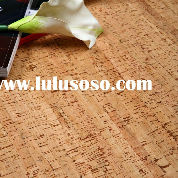 Cork Floating Flooring with Unilin Click system