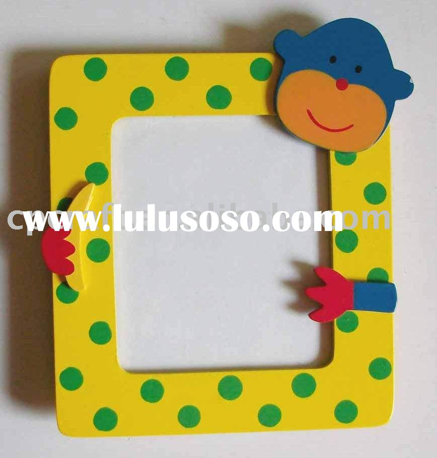 Wooden Craft Picture Frames - Picture Frame Ideas