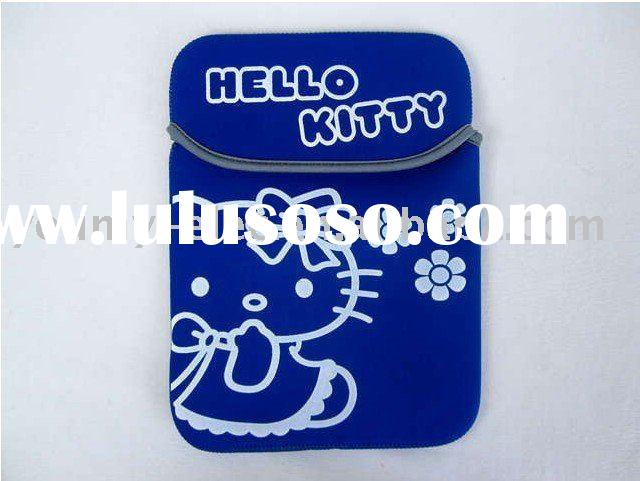 "Cute Hello Kitty 10""-15"" Tablet PC Case Laptop Sleeve"