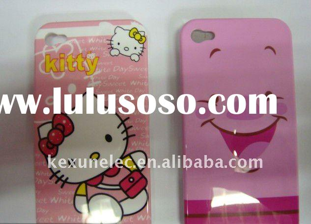 Cute hello kitty cell phone case,new style ip case