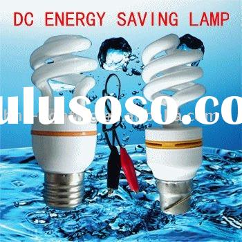 DC Energy Saving Lamp