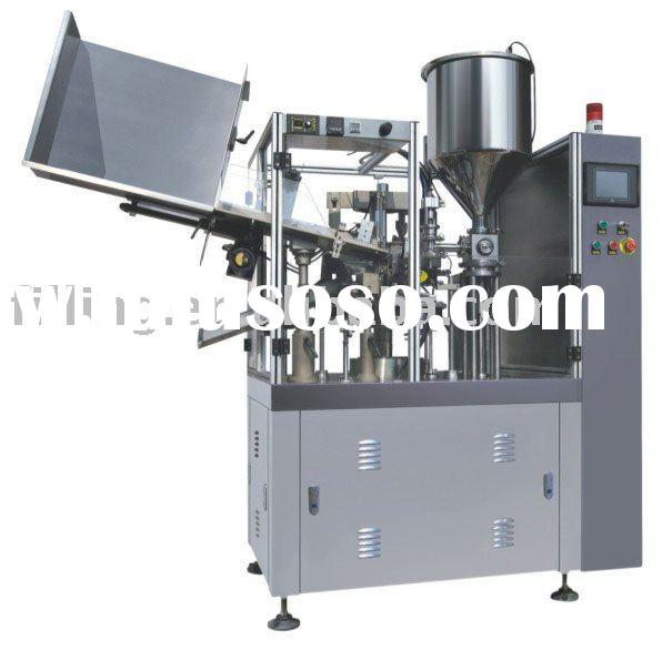 DFNF-40 Tube Filling and Sealing Machine