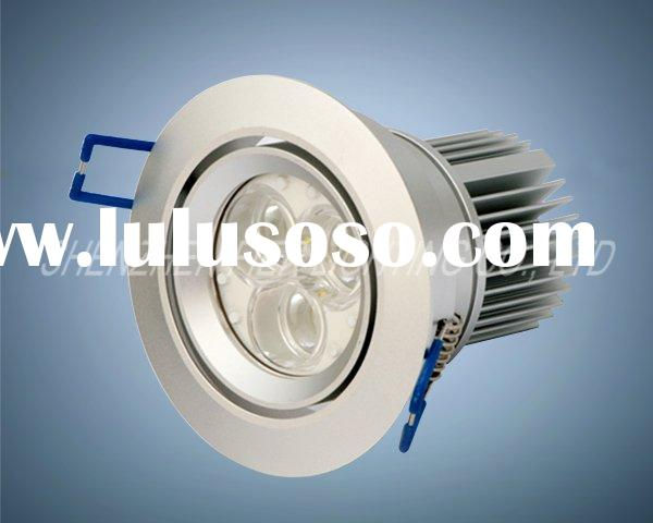 DMX control LED downlight