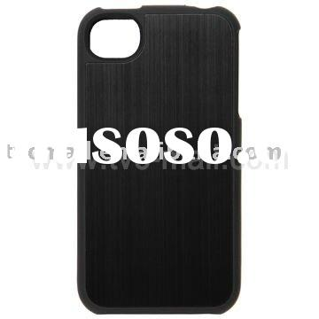 Detachable Frosted Surface Hard Plastic Cover for Verizon/ AT&T iPhone 4