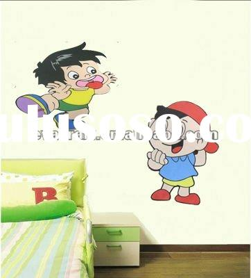 EVA 3d Wall Sticker for Kids room Decoration