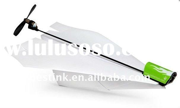 Electric Powered Paper Airplane Conversion Kit