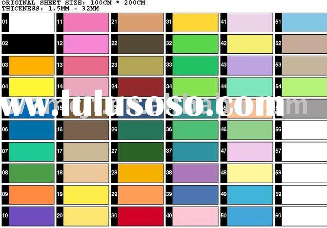 Modern Colored Acetate Sheets Gift - Printable Coloring Pages for ...