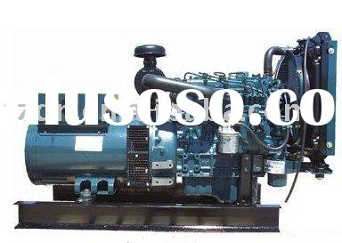 Excellent quality Kubota engine diesel generator set