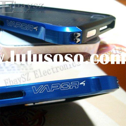 Fashion Aluminum Element Bumper Frame Vapor Case Cover For Apple iPhone 4 4G,IP-159