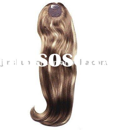 Fashion Synthetic Hair Pieces - Clip Comb Attached Insides