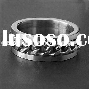 Fashionable 316L Stainless Steel Ring