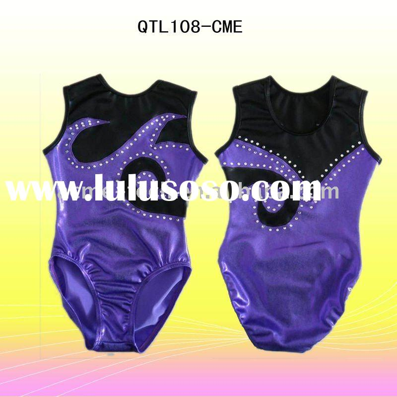 Hot sale! 2012 newest Gymnastic Leotard and cheer leading
