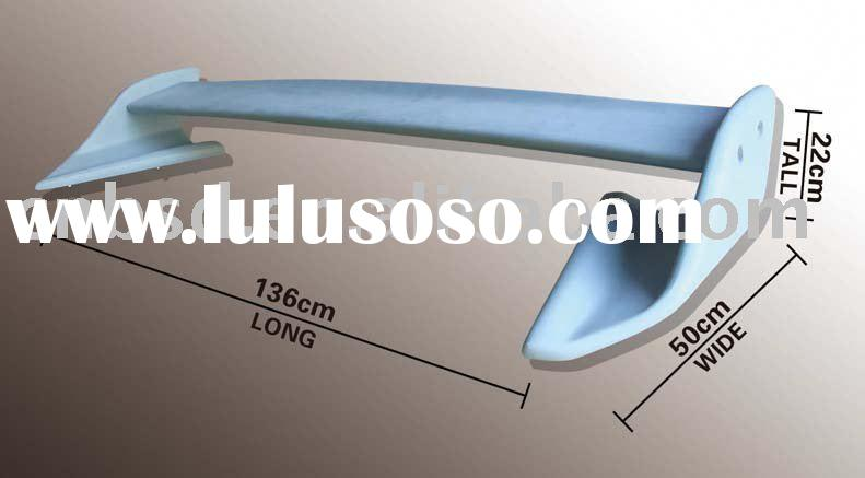Focus 4Dr C1 Spoilers/Car part/AUTO SPOILER For00-03 Ford Focus 4Dr C1 Style Rear Spoiler