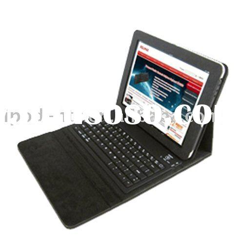 For Ipad leather case with keypad