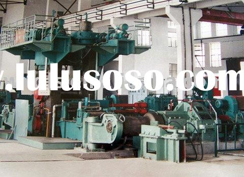 Four-roller reversing cold rolling mill