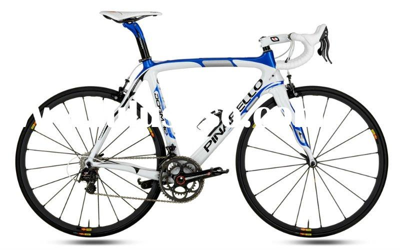 Free shipping 2012 Pinarello Dogma2 60.1 W6 carbon road bicycle frame and fork 50,52,54,56,58cm, who