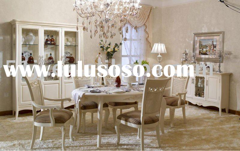 French Style dining room furniture/round table chair/ BJH-301