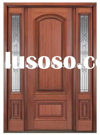 Wood Front Door on Exterior Wood Front Doors With Glass  Exterior Wood Front Doors With