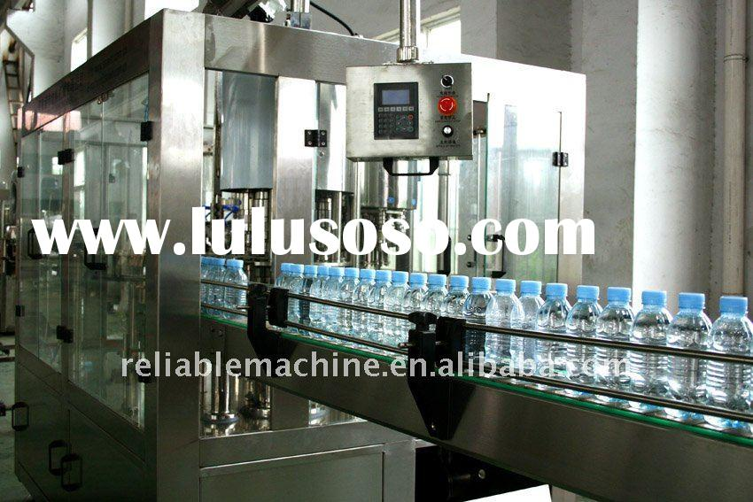 Full Automatic Mineral Water Bottling Plant(CGF)