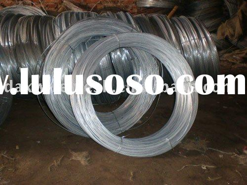 Galvanized wire, Electro galvanized wire, galvanized iron wire