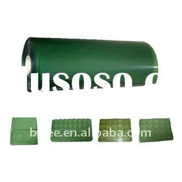 Green ESD Plastic Sheet for Electronic Products