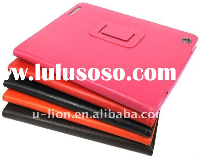 Guaranteed 100% !slim smart leather case for iPad 2