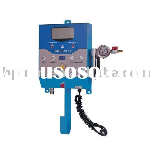 HJ-801B full automatic tire inflator, tyre inflator,high pressure for truck(for air)