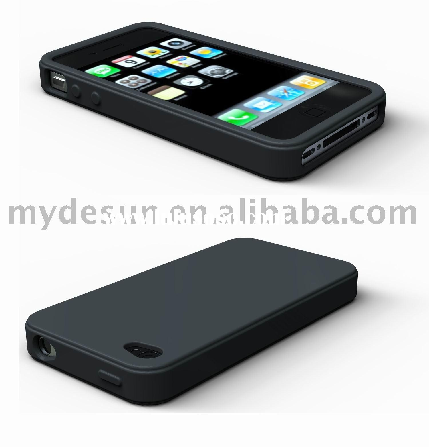 HOT* New arrival TPU case for iPhone 4