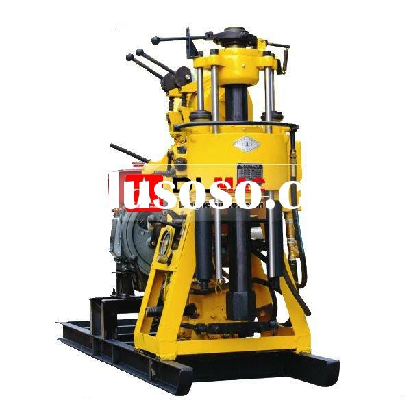 HOT sales Portable Used Truck Mounted Water Well Drilling Rig