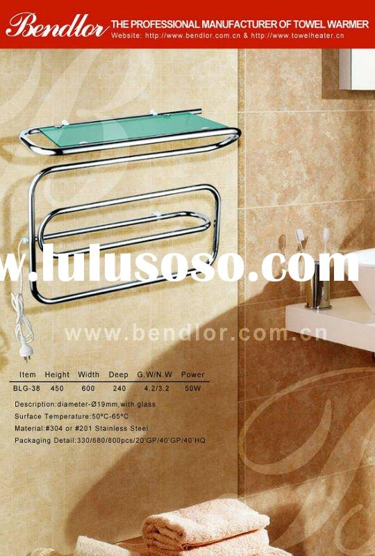High Grade 304 Stainless Steel ELECTRIC TOWEL DRYER/BATHROOM SHELF(BLG-38)