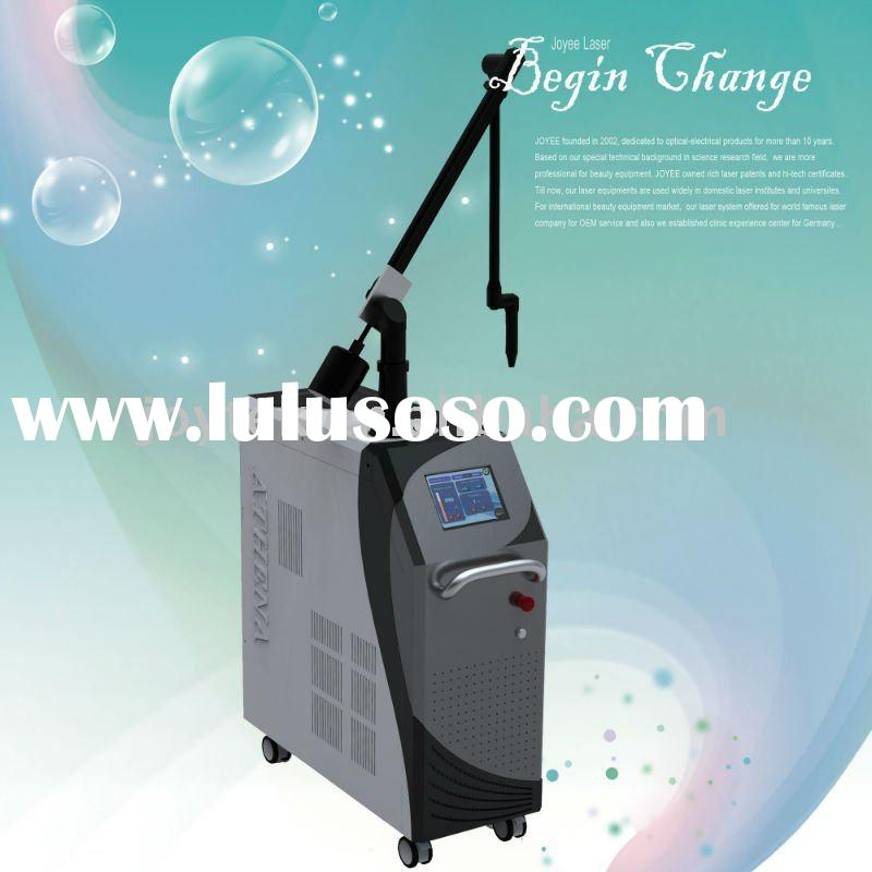 High Peak Power Energy EO Q-Switched Nd YAG Laser Tattoo Removal Machine