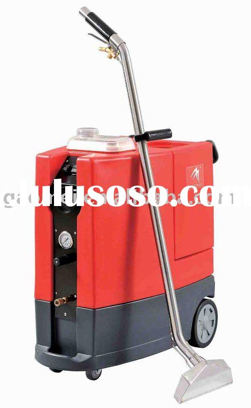 High Pressure Carpet Spraying and Extraction Cleaning Equipment GMC-4H with a 2000W Heater