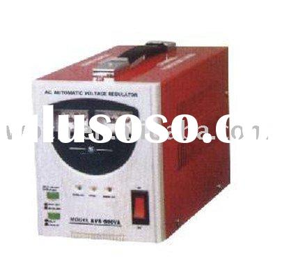 High accuracy full automatic AC voltage stabilizer(regular)