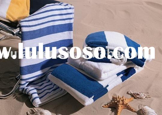 High quality printed beach towel