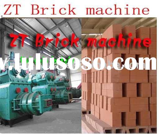 Hot sale in India!hollow brick making machine,bricks making machinery