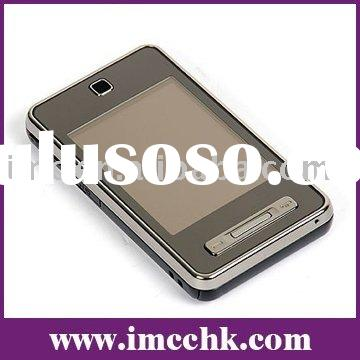 IMC F480 2.8 inch touch screen free mobile phone with MP3 function