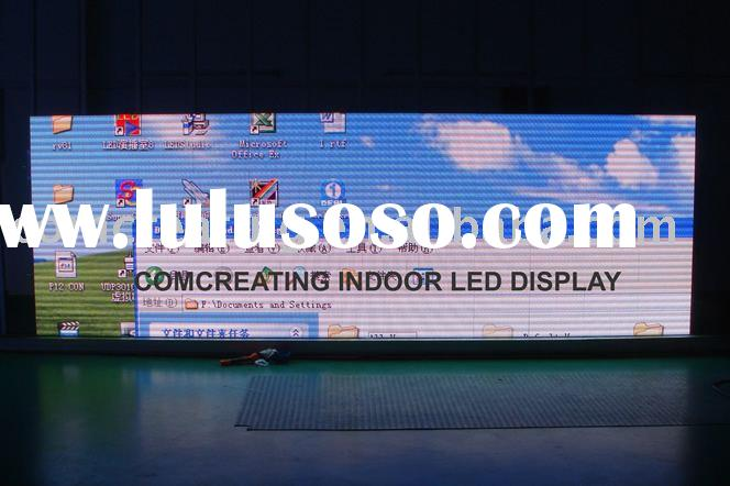 Indoor LED Display Screen for advertising