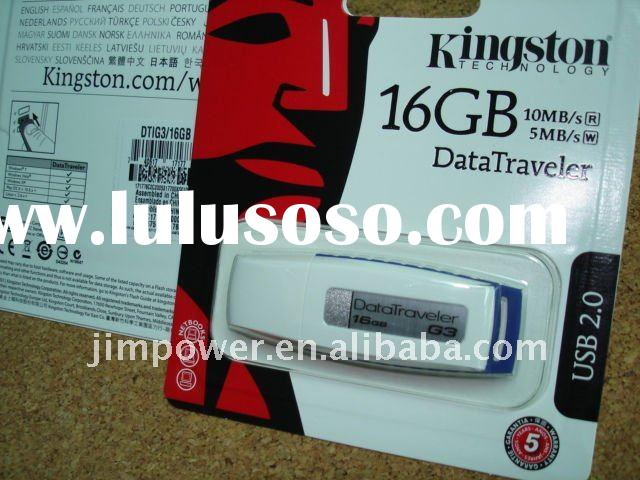 Kingston DTIG3/16GB USB Flash Drive