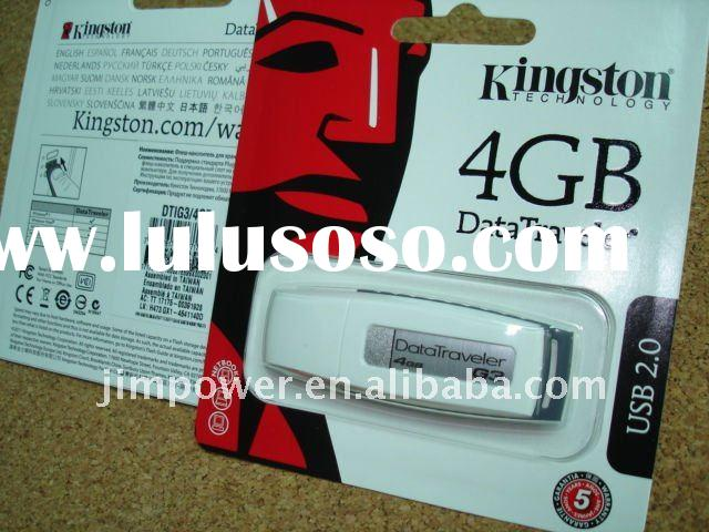 Kingston DTIG3/4GB USB Flash Drive