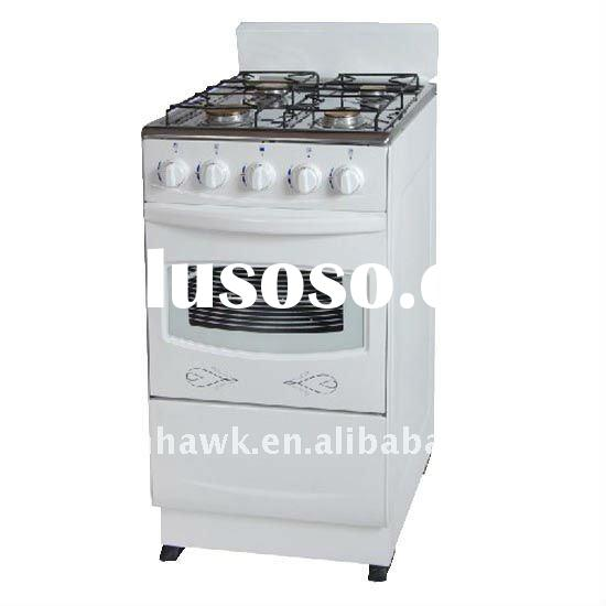 Kitchen appliance free standing Gas Cooker with oven