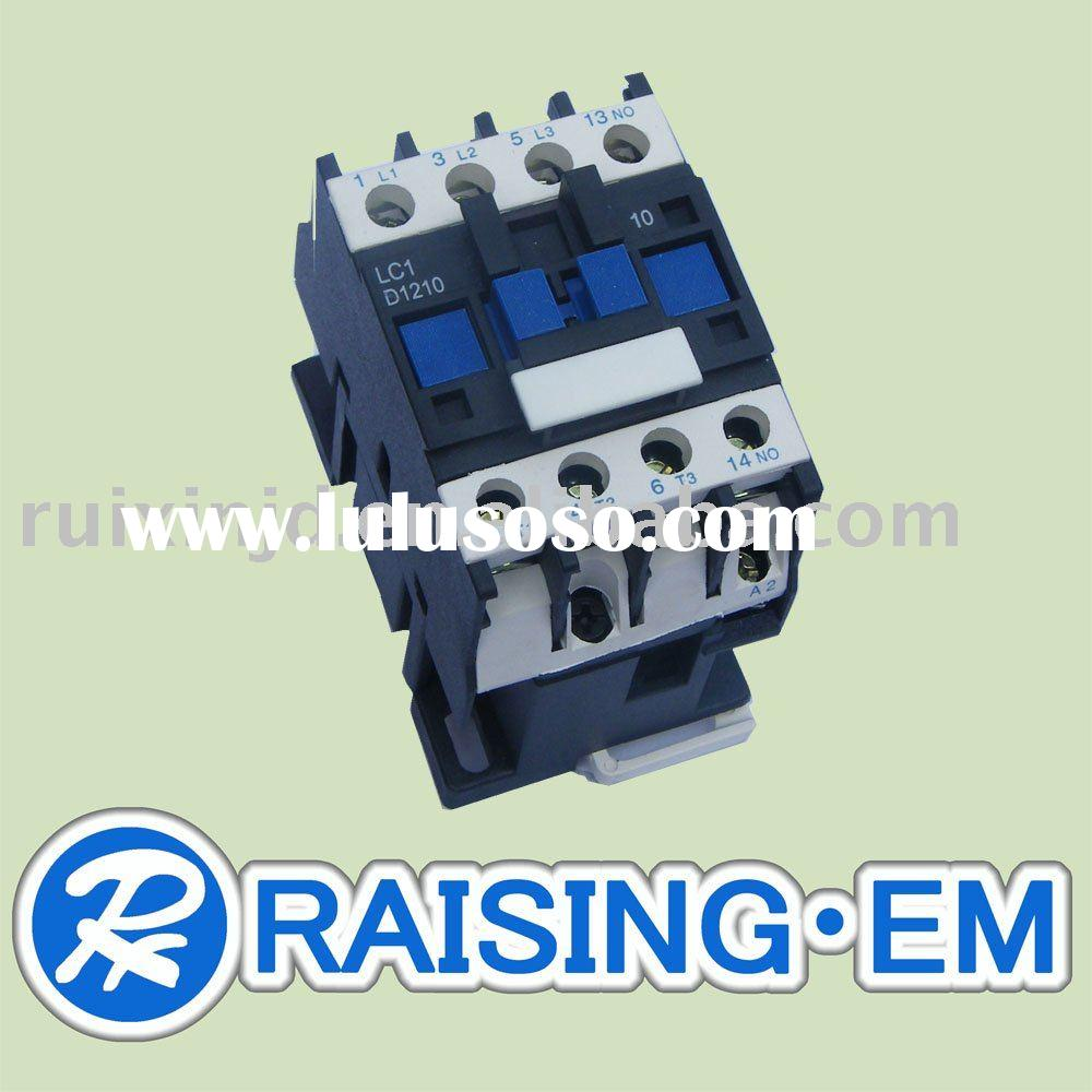 LC1-D1210 auxiliary contactor